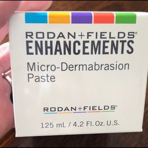 Other - Rodan and Fields microdermabrasion paste-NEW